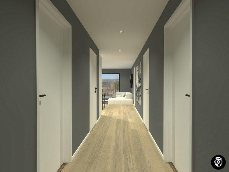 1. Stue, kjøkken 81,30m2